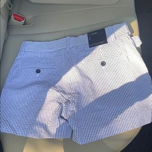 "Banana Republic Size 2 with 4"" Inseam shorts"